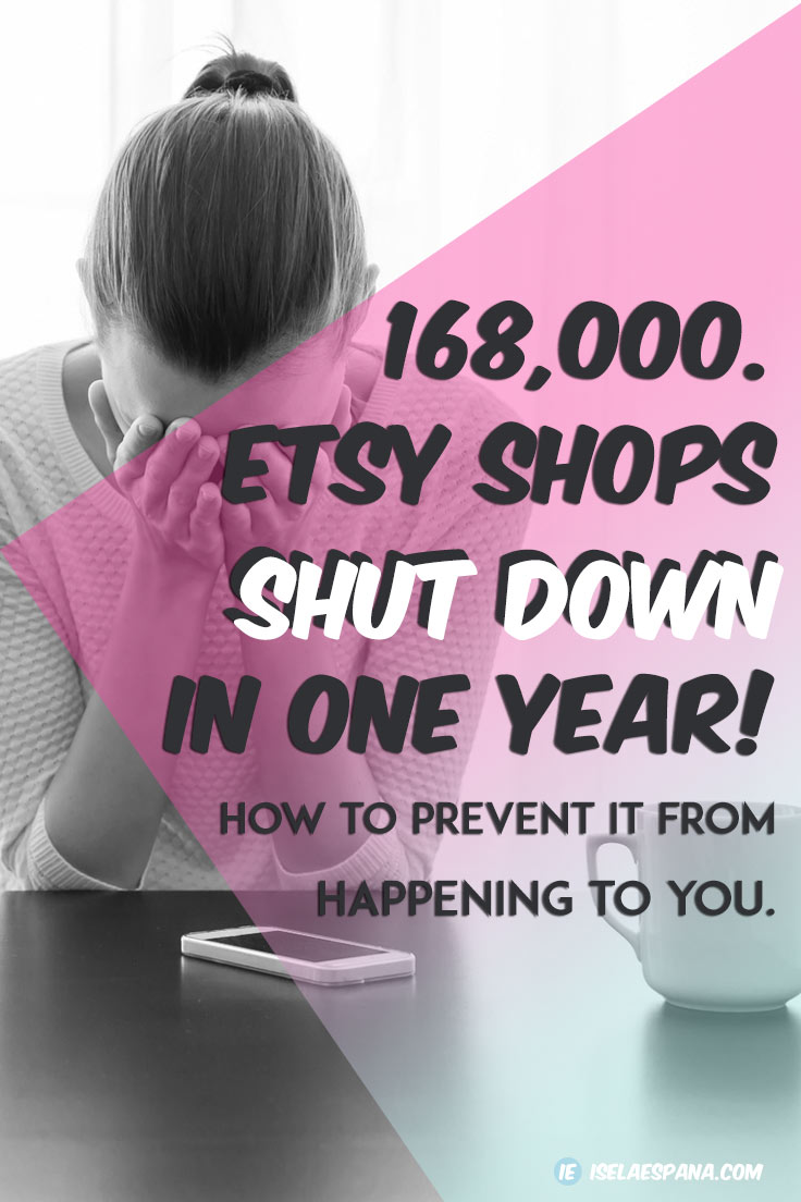 Etsy shop suspended