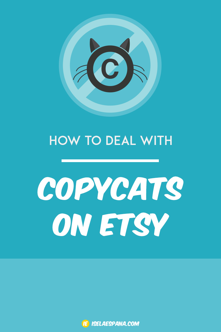 copy cats Etsy