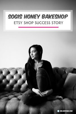 Etsy Success Stories : Sogis Honey Bake Shop