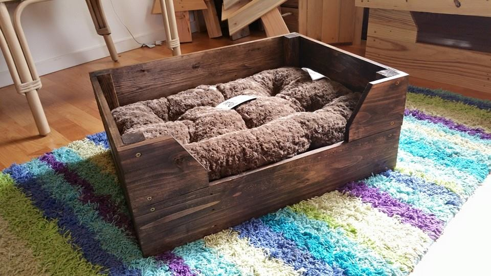Dog Bed Diy Easy